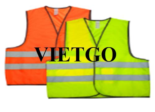 Cơ hội cung cấp áo mưa và áo khoác bảo hộ lao động số lượng lớn cho một doanh nghiệp tại Nga