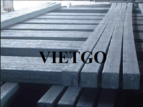 Opportunity to export 1 container40ft of steel billet products to the Iranian market