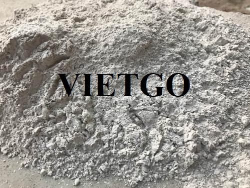 Opportunity to supply fly ash for a cement factory in Bangladesh