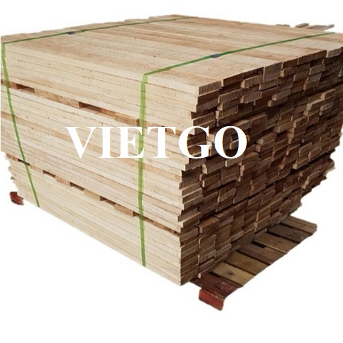 American trader intends to import rubber timber for his company's project