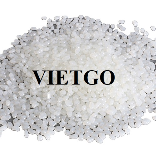 Opportunity to export 500 tons of master batch monthly to Shanghai, China