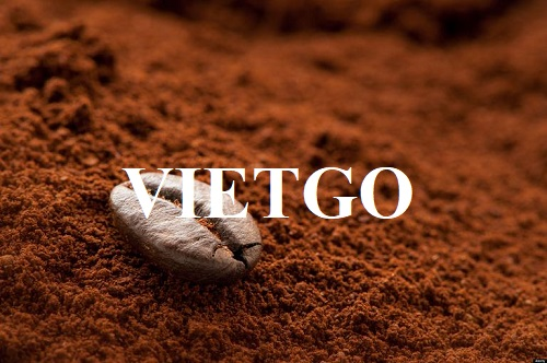 Opportunity to export Instant coffee to the Lithuanian market