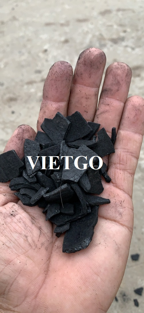 A large import-export company in Vietnam is looking for a partner to supply a great amount of coconut shell charcoal.