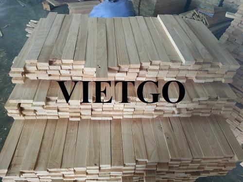 Cơ hội xuất khẩu gỗ keo xẻ sang Bangkok, Thái Lan