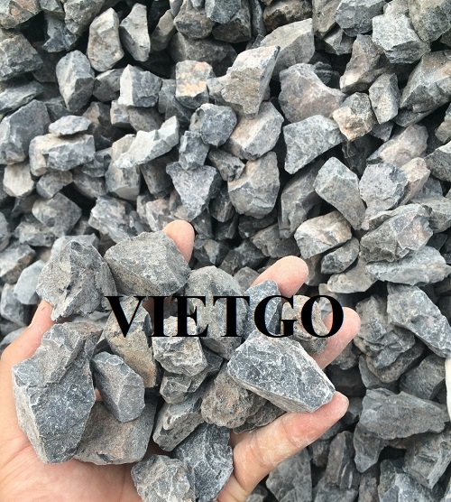 Opportunity to supply dolomite to a trader from Bangladesh