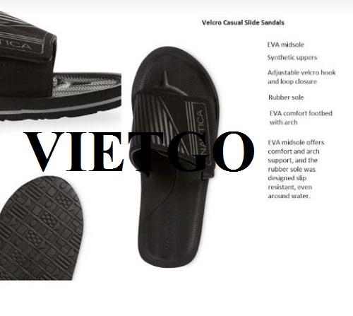 Cơ hội xuất khẩu giày và dép thời trang sang thị trường Hoa Kỳ