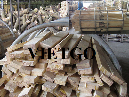 Chinese traders need to import 10 containers of 40'HQ rubber timber monthly to Shanghai port, China
