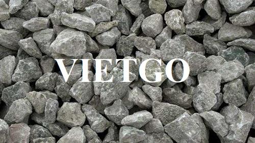 (URGENT) Opportunity to export limestone to Bangladesh market