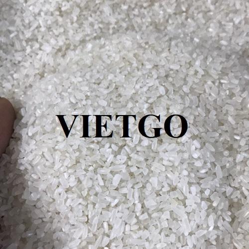 Cơ hội xuất khẩu gạo tấm thơm sang thị trường Senegal