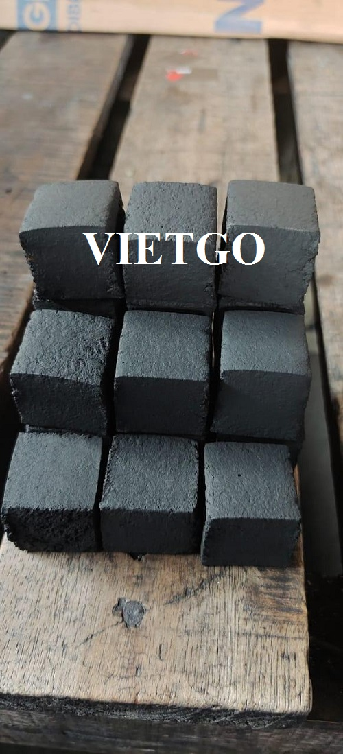 Opportunity to supply coconut charcoal products to the German market