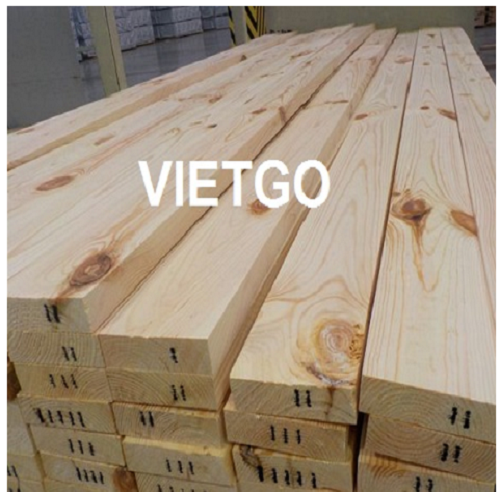 Opportunity to export pine timber to the Australian market