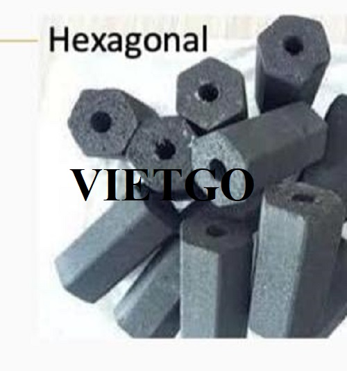 Opportunity to export hexagonal briquettes for a customer from Oman