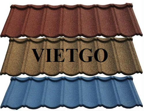 Opportunity to provide roof tiles for a company specializing in importing tiles for over 20 years in Ethiopia