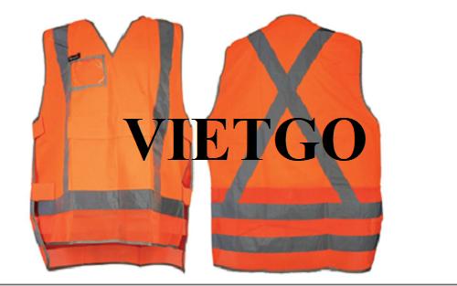 (Gấp) Cơ hội xuất khẩu số lượng lớn mặt hàng quần áo bảo hộ lao động sang thị trường Úc