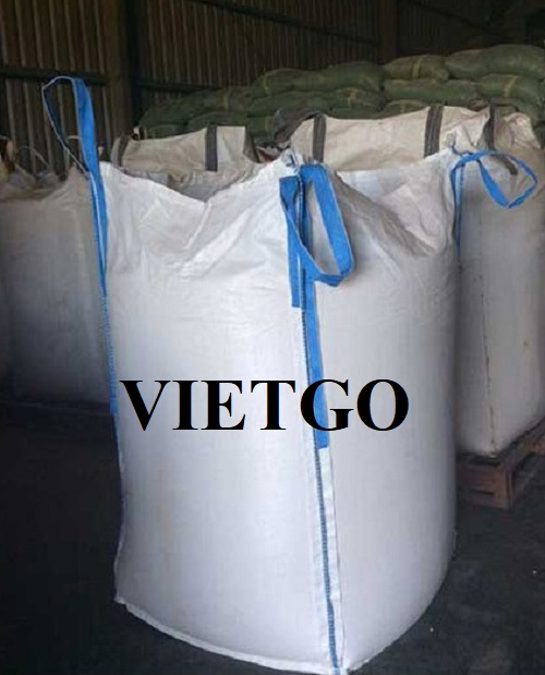 Opportunity to export large quantities of Jumbo bags for a customer from Uruguay
