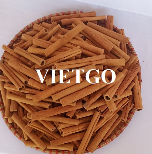 Opportunity to export cinnamon sticks to the Republic of Trinidad and Tobago