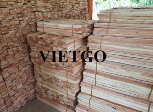 Opportunity to export acacia timbers monthly to the UK market