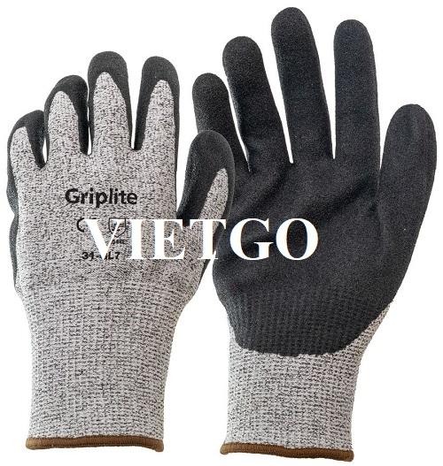 Cơ hội xuất khẩu số lượng lớn mặt hàng găng tay lao động cho một vị khách hàng tiềm năng đến từ Úc