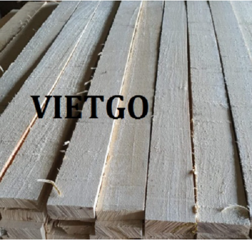 Opportunity to export monthly rubber timbers to the UK market