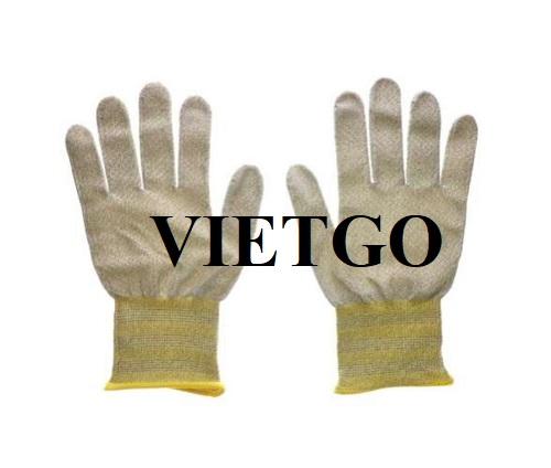 Cơ hội xuất khẩu mặt hàng găng tay vải sang thị trường Mexico