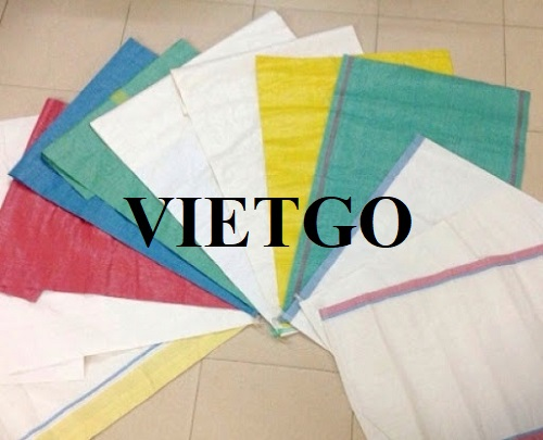Opportunity to export PP woven bags to Cameroon market
