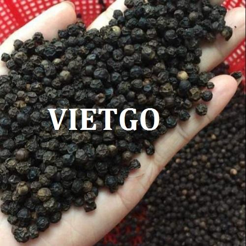 Cơ hội xuất khẩu hạt tiêu đen sang thị trường Dubai