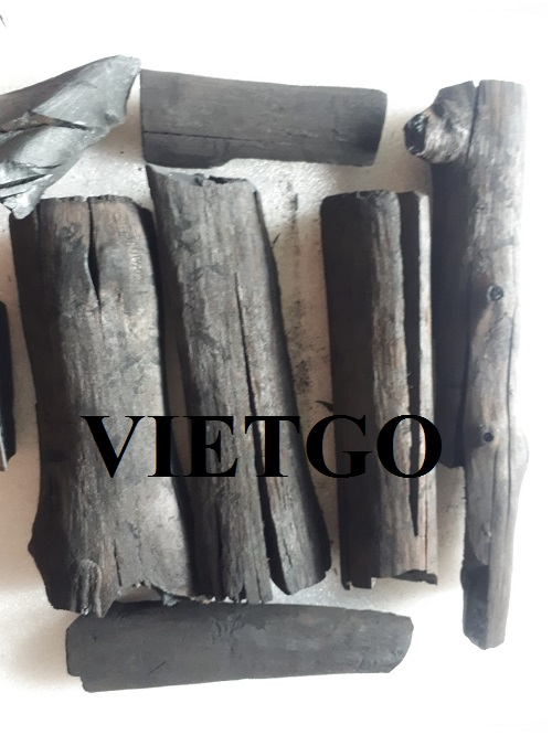 Opportunities to export mangrove charcoal to the Chinese market