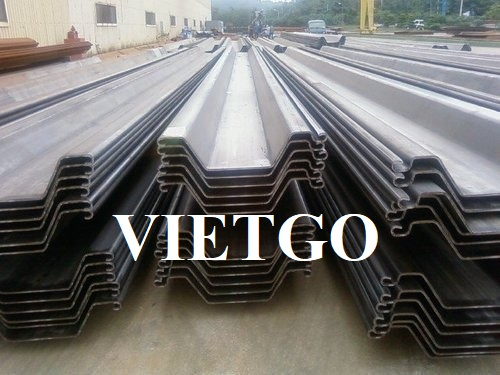 Opportunity to supply large quantities of steel monthly to a Ukrainian trading company