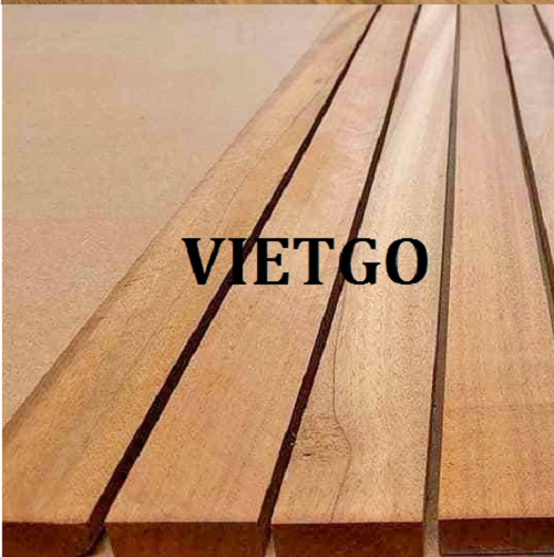 Opportunity to export teak timbers to the Chinese market
