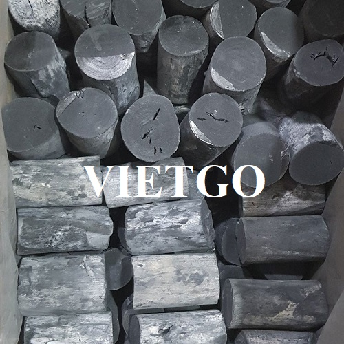 Opportunity to export white charcoal products to the Greek market