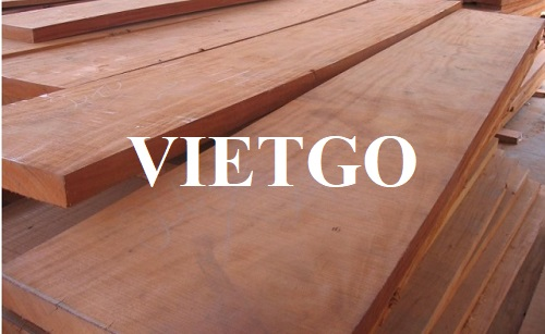 Opportunity to export Keruing timbers to the Japanese market