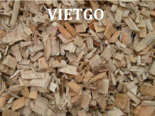 Opportunity to export 30,000 tons of acacia wood chips monthly to the Malaysia market