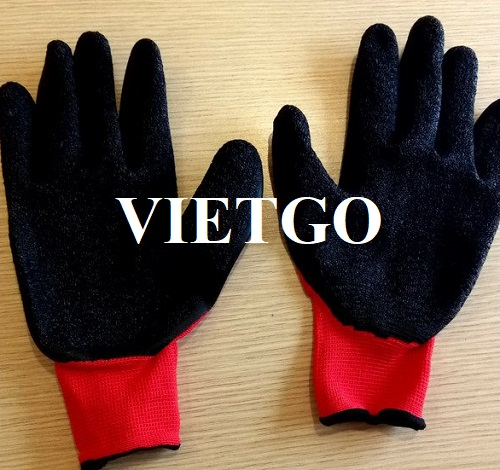 Opportunity to export protective gloves to the Brazilian market