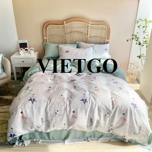 Opportunity to export bedding sets to the Malaysian market