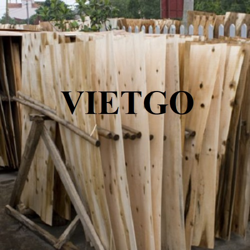 Opportunity to export veneer from the Chinese plywood mills