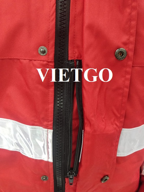 Opportunity to export workwear jackets to the Polish market