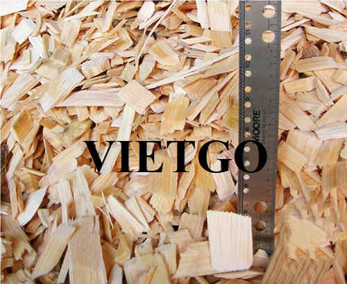 Opportunity to export wood chips to China and Turkey markets