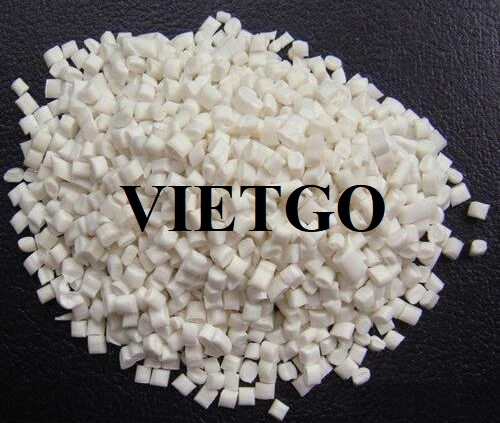 Opportunity to export 1 container  20ft of PVC granules per month to India market