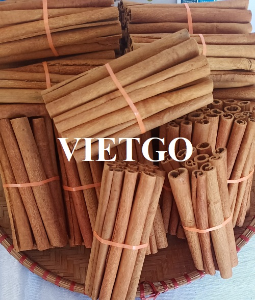 Opportunity to export cinnamon to the Pakistani market