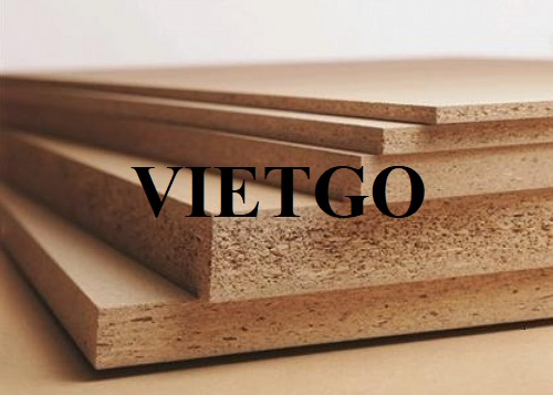 Opportunity to export chipboards to Taiwan market