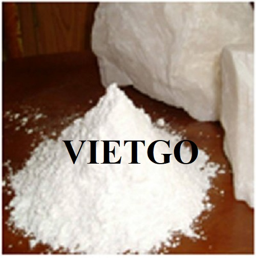 Opportunity to export calcium carbonate every month to Nepal market