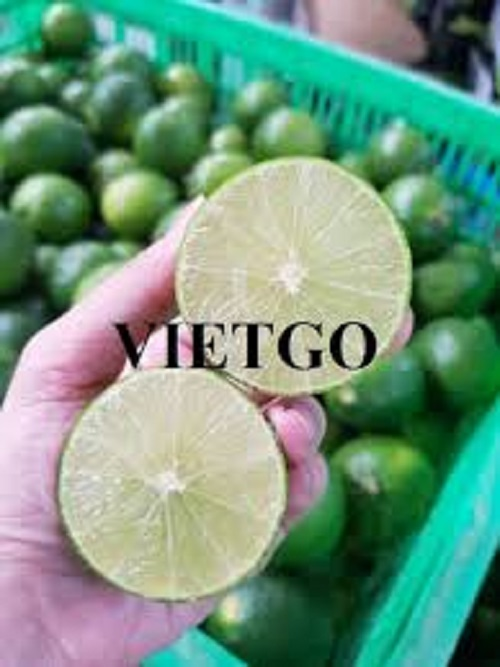 OpportOpportunity to export Limes to Oman marketunity to export Limes to Dubai market