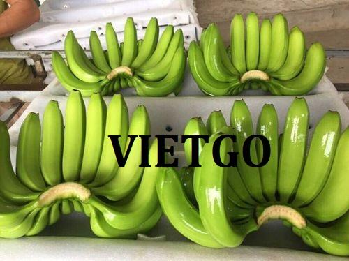 Opportunity to export Cavendish Banana to Oman market (phần này lỗi giống bài trc)