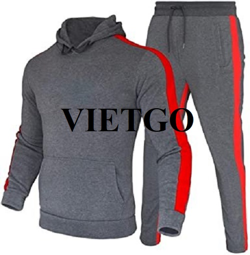 Opportunity to export sport clothes for a customer from Nepal