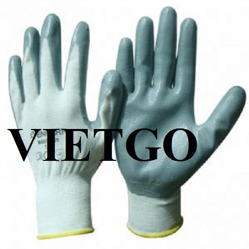 Cơ hội xuất khẩu mặt hàng găng tay bảo hộ lao động sang thị trường Italia