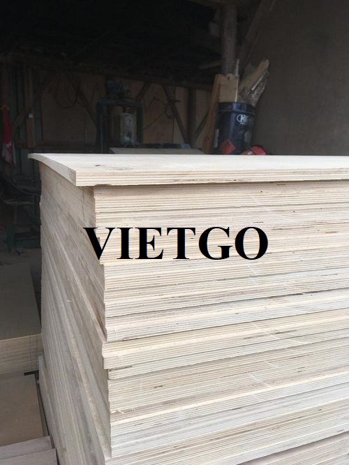 Opportunity to export plywood to the Poland market
