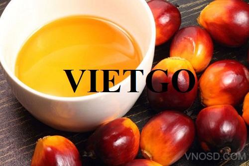 Cơ hội xuất khẩu dầu cọ sang thị trường Togo
