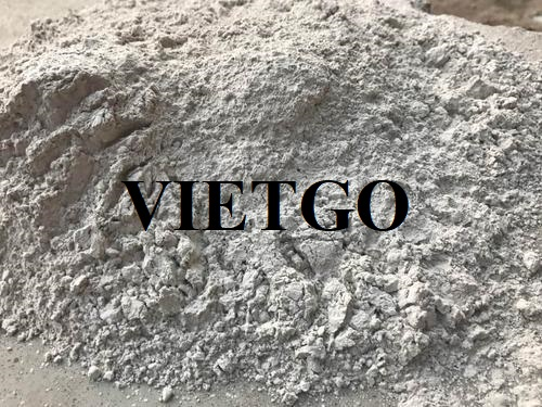 Opportunity to supply fly ash to a brick factory in India
