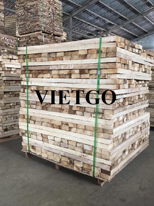 Cơ hội xuất khẩu gỗ cao su xẻ và tròn sang thị trường Trung Quốc