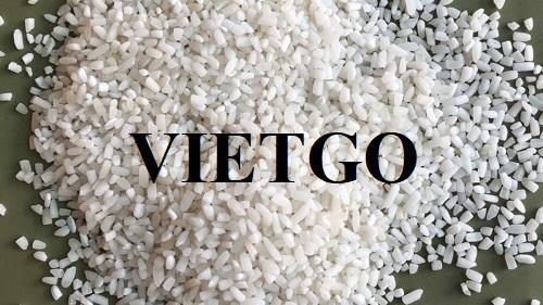 Cơ hội xuất khẩu gạo tấm sang thị trường Trung Quốc